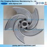 Нержавеющее рабочее колесо центробежного насоса турбинки насоса