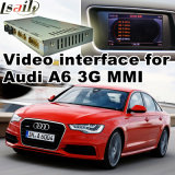 Modificación video del interfaz del GPS de los multimedia para Audi A1 A4 A5 A6