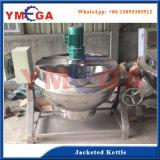 50L-1000Lステンレス鋼を傾けるミキサーアジテータが付いている産業蒸気の炊事道具