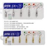 Escalador de ultrasonidos carpintero colocar la punta de la periodoncia aplicador Satelec DTE