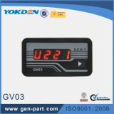 Smart Size Diesel Generator Parts Digital Frequency Meter