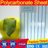 Folha oca de policarbonato para estufa