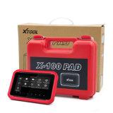 Xtool X100 Pad Tablet Auto Key Programmer avec adaptateur Eeprom mis à jour via Internet