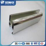 6063-T5 Revestimiento en polvo Perfil de aluminio para pasamanos de escalera