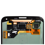 Visualización de pantalla original del LCD para la manera superior de Samsung S5 I9600 S6 LCD