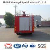 type euro 4 de réservoir d'eau de 8ton Dongfeng de camion de lutte contre l'incendie