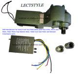 Motor de engrenagem Tarp para sistema de tarpagem de caminhão com 1-3 rpm, 300W-600W
