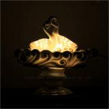 陶磁器の電気香りのストーブ