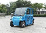 60V mini coche eléctrico pasajero mini coche con doble disco de frenos