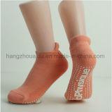Противомикробные и противостатические носки полиэфира высокого качества