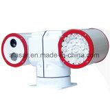Система опознавания номерного знака полицейския автомобиля камеры радиолокатора PTZ