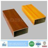 De het houten Aluminium van Af:drukken/Buis van het Aluminium