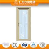 Impermeabilizzare il portello della stanza da bagno della toletta del blocco per grafici della lega di alluminio dell'oscillazione