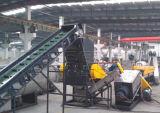 500kg/H de plastic Machine van het Flessenspoelen en van het Recycling