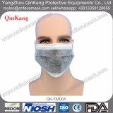 Masque protecteur chirurgical non-tissé de carbone actif remplaçable médical avec l'élastique