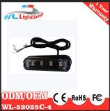 Светодиодный индикатор наружной Lightheads решетки для автомобилей с подкладкой объектива