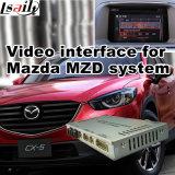Relação video do carro para Mazda 2 3 6 Cx-3 Cx-4 Cx-5 Cx-9 Mx-5 Atenza Axela Demio, parte traseira Android da navegação e panorama 360 opcionais