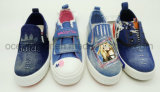 Cheap Price High Quality Canvas Nova Moda Kids Shoes