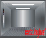 Levage vertical de véhicule de plate-forme d'ascenseur hydraulique d'OIN de la CE