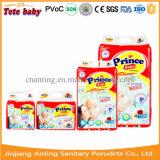 Absorção elevada da boa qualidade do tecido do bebê de Clothlike (príncipe Bebê Tecido)