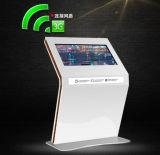 Vídeo del panel del LCD de 42 pulgadas/visualización/de la pantalla táctil quiosco de la publicidad