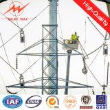 Galvanisierte Energie elektrischer achteckiger Pole