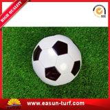 Дешевая трава тангажа футбольного поля и футбола синтетическая искусственная