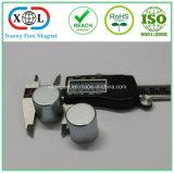 Freies Beispielgalvanisierter beschichtender Zylinder-Magnet
