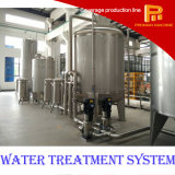 El agua de ciudad, agua de río, agua del lago, agua de Moutain purifica la máquina