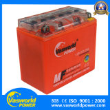 Batteria libera del motociclo del gel di manutenzione di Ytx 12V7ah della fabbrica della batteria del motociclo