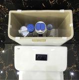 Foshan-gesundheitliche Waren 4D, die einteilige keramische Toilette leeren