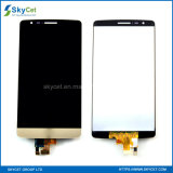 Tela de toque do indicador do OEM LCD para peças do telefone do LG G3 as mini