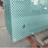 Het aangemaakte Veiligheid Geharde Glas van de Deur van het Venster van de Lijst van de Druk van de Serigrafie