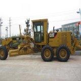 Japón utilizó a graduador de la rueda del motor de la maquinaria de construcción del gato 140K en buenas condiciones