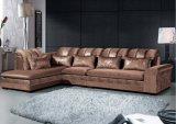 Mobília de sala de estar moderna Sofá de tecido de canto de moda (HX-SL035)