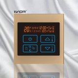 قابل للبرمجة [أوندرفلوور هتينغ] منظّم حراريّ لمس مفتاح إطار أكريليكيّ ([سك-هف100-ل/م])