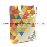 Haute qualité Durable personnalisé impression couleur impression 12oz coton Canvas Tote Bag