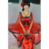 日本のシリコーン愛性の人形の男性の性の人形