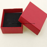 20pcs impresionante cuadro rojo de papel kraft para Zarcillo Pulsera Anillo Joyeria Caja de regalo
