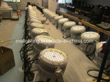 54*3W DMX 512防水LEDの同価ライト