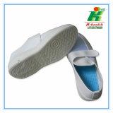 ESDの網の靴、帯電防止ベルト粘着性がある網の靴