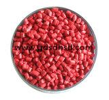 ABS/LDPE/PP Rode Masterbatch van de Verkoop van de fabriek Hete voor Blazende Film