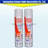 Base efficace d'huile Aérosol Insecticide Spray Spray anti-moustique Parfum naturel