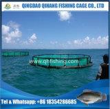 海か湖の集中的な耕作のためのHDPEの養魚場のケージ