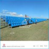El blanqueador al aire libre del acontecimiento aprisa ensambla el blanqueador de acero con el asiento plástico