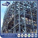 Изготовленный на заказ полуфабрикат сталь Grider моста луча h здания