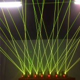 アニメーションのレーザー光線DMXの段階の照明漫画のレーザー光線