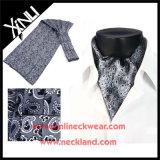 Corbata impresa seda del pañuelo de la alta manera del Mens