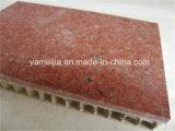 Steinbienenwabe-zusammengesetzte Panels für Handelswand-Dekoration