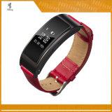 Кожаный франтовской браслет Wristband планок полос вахты для Huawei B3